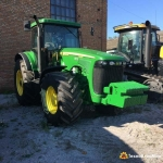 Трактор John Deere 8220 (240 л.с.)